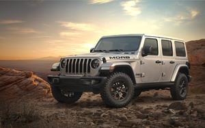 FCA's 4th generation Jeep Wrangler