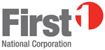 First National Corporation logo