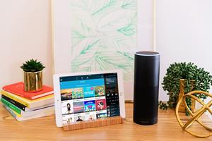 WEYV now integrated with Amazon Alexa