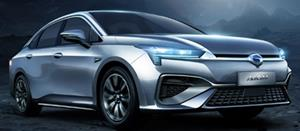 GAC NE's Super e-car Aion S and Nidec's Fully Integrated Traction Motor System (E-Axle)