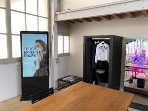 Opens Technology Showroom