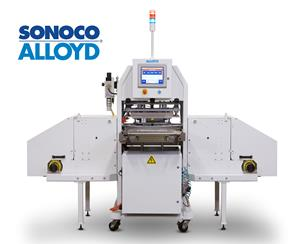 Tyvek® Roll-Feed, Cut and Seal Machine
