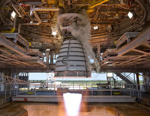 RS-25 Test 8-13-15