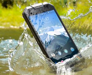 New Cedar CP3 Rugged Smartphone from Juniper Systems Limited