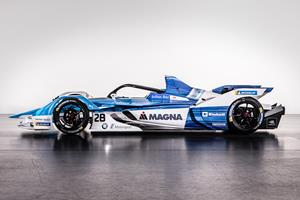 Magna joins BMW i Formula E team