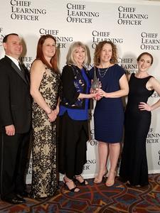 ManTech Wins LearningElite Gold Award