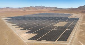 World's First Solar Power Plant to Deliver Grid Services