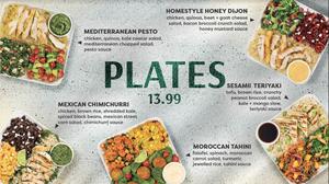 Freshii introduces PLATES