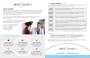 AKCEA CONNECT™ Infographic