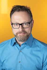 Sascha Giese, SolarWinds Head Geek