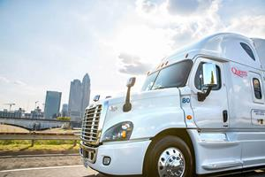 ORBCOMM and Queen Transportation