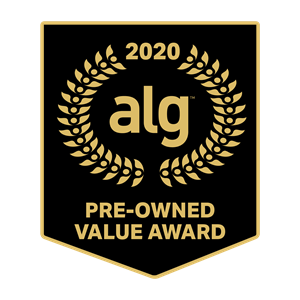2020 ALG Pre-Owned Value Awards