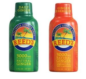 Reed's Launches Wellness Ginger Shots