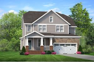The Cooke Floor Plan is now available at LGI Homes at Mimosa Bay in Wilmington, NC