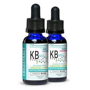 Elixinol KMBD New Hemp CBD Extract