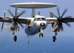 U.S. Navy Hawkeye