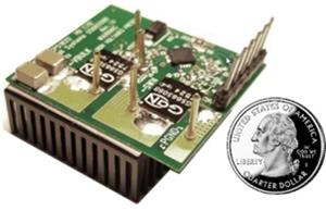 Half-Bridge Evaluation Board from GaN Systems and ON Semiconductor Demonstrates Next Performance Leap in GaN