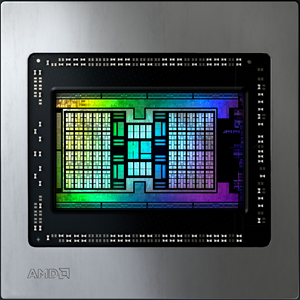 AMD Radeon™ RX 6000 Series die shot