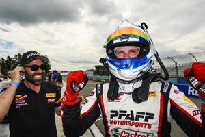 Scott Hargrove - Pfaff Motorsports