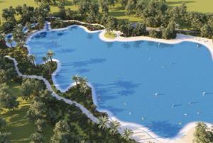 Mirada's 15-acre Crystal Lagoon®