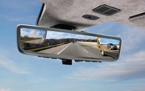 Gentex Full Display Mirror