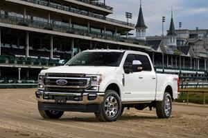 The featured vehicle of the 146th Kentucky Derby
