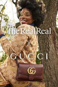 The RealReal x Gucci