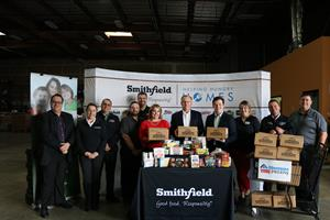 Smithfield Foods Helping Hungry Homes – San Diego, CA