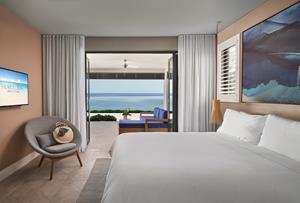 Two Bedroom Oceanfront Lagoon Villa