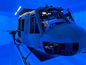 UH-1 Helicopter