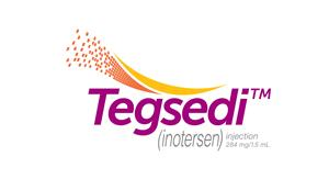 TEGSEDITM(inotersen) logo