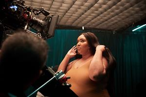 Behind the Scenes with Lizzo in Dolby