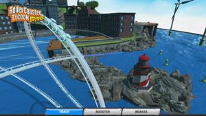 RollerCoaster Tycoon Joyride - 5