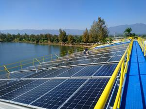 Natura Living Installed a 60 kW Solar Array Using Enphase IQ 7+ Microinverters on PepsiCo Thailand's Snack Division Building