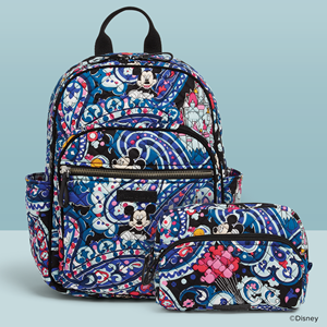 Mickey's Whimsical Paisley 7