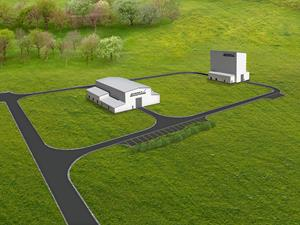Aerojet Rocketdyne Camden EMD facility
