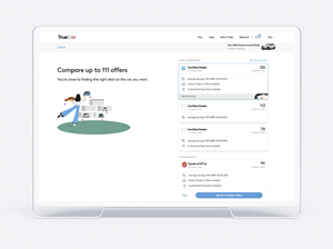 TrueCar VIN-Specific Trade and Payments Tools