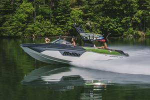The All-New 2021 Malibu Boats 23 LSV