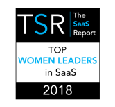 The SaaS Report's Top Women Leaders in SaaS - 2018