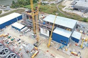 Long Ridge Power Plant