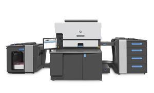 HP Indigo 7900 Press