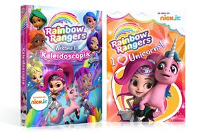 Genius Brands International's Hit Original Series, RAINBOW RANGERS