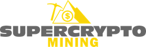 Super Crypto Mining Logo