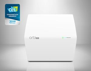NETGEAR Business's Orbi Pro Mesh Wi-Fi Ceiling Satellite