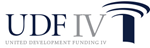 United Development Funding logo