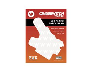Cinderwitch Torch Packaging