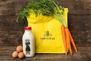 Online grocer Farmstead has raised $2.2M to expand its service outside the Bay Area