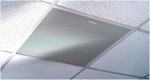 Beamforming Microphone Array Ceiling Tile