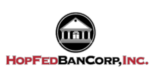 First Financial Corporation And Hopfed Bancorp Inc Sign Merger