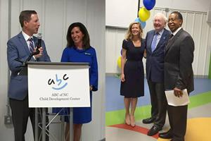 SECU Autism Clinic at ABC of NC in Winston-Salem Celebrates Grand Opening!